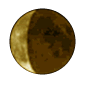 Waning Crescent/wp-content/plugins/mondphasen/img/m25.png
