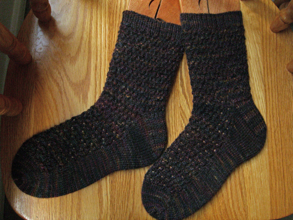 Moose Creek Socks