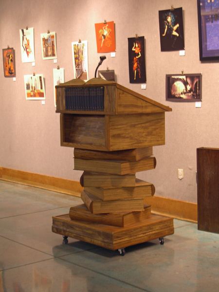 Powell's Lectern
