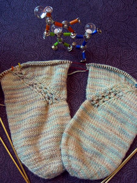 as yet unnamed socks