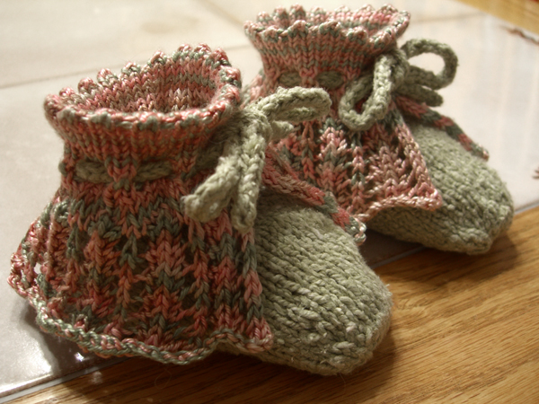 Rowan Margaret's Silken Slippers
