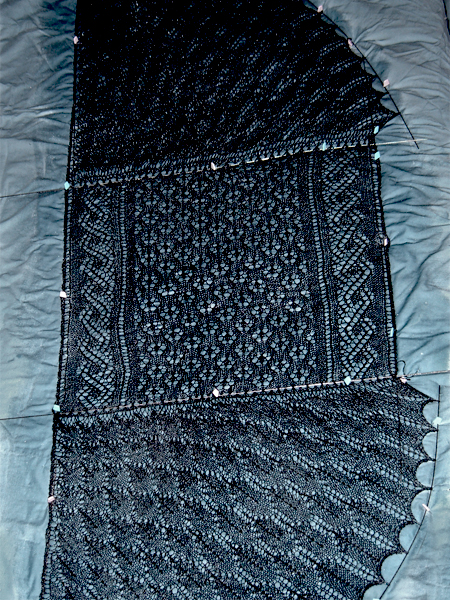 Raven Wings blocking