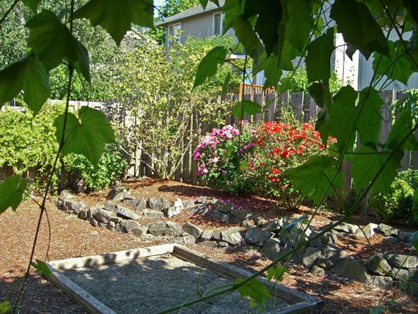 sizzling garden