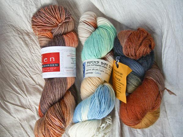 I love yarn, too