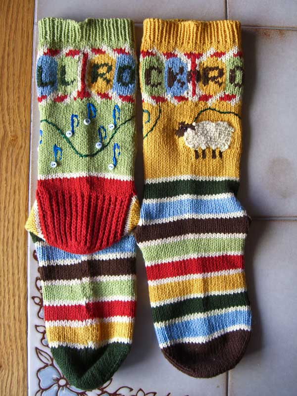 sock hop socks