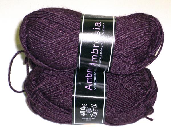Ambrosia yarn