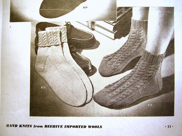 beehive socks