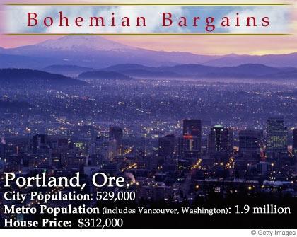 Bohemian Bargain