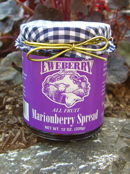 Eweberry Farms Marionberry Spread