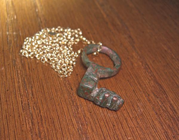 Roman key