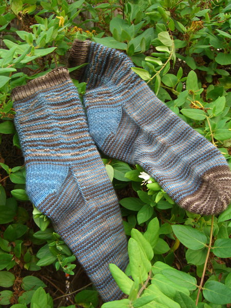 Mudstone socks
