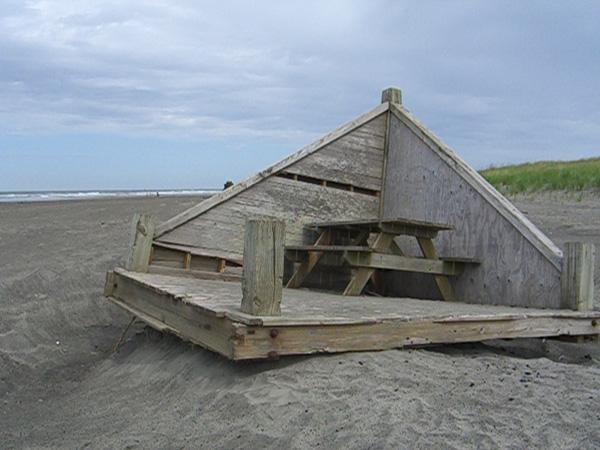 shipwrecked picnic?