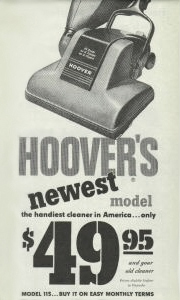not my Hoover