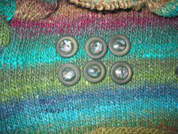 tilt and buttons